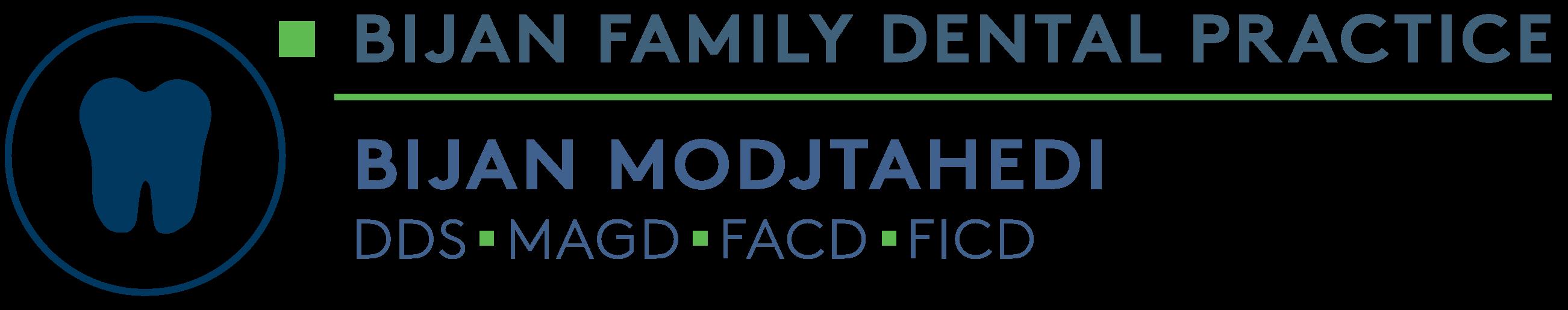 Bijan Family Dental Practice logo